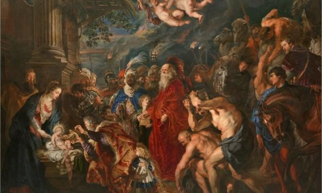 Nuestra carta a los queridos Reyes Magos de Oriente