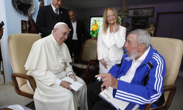 Fidel Castro, el último rey católico. Loris Zanatta