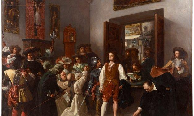 Fernando de Valenzuela, una instantánea teatral y cortesana