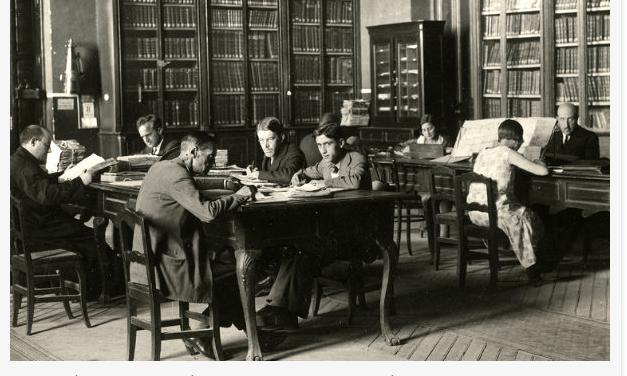 Conmemoramos el Día Internacional de los Archivos. Martes 9 de junio de 2020