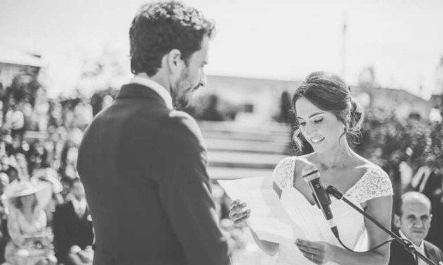 Discurso de boda, Álvaro García