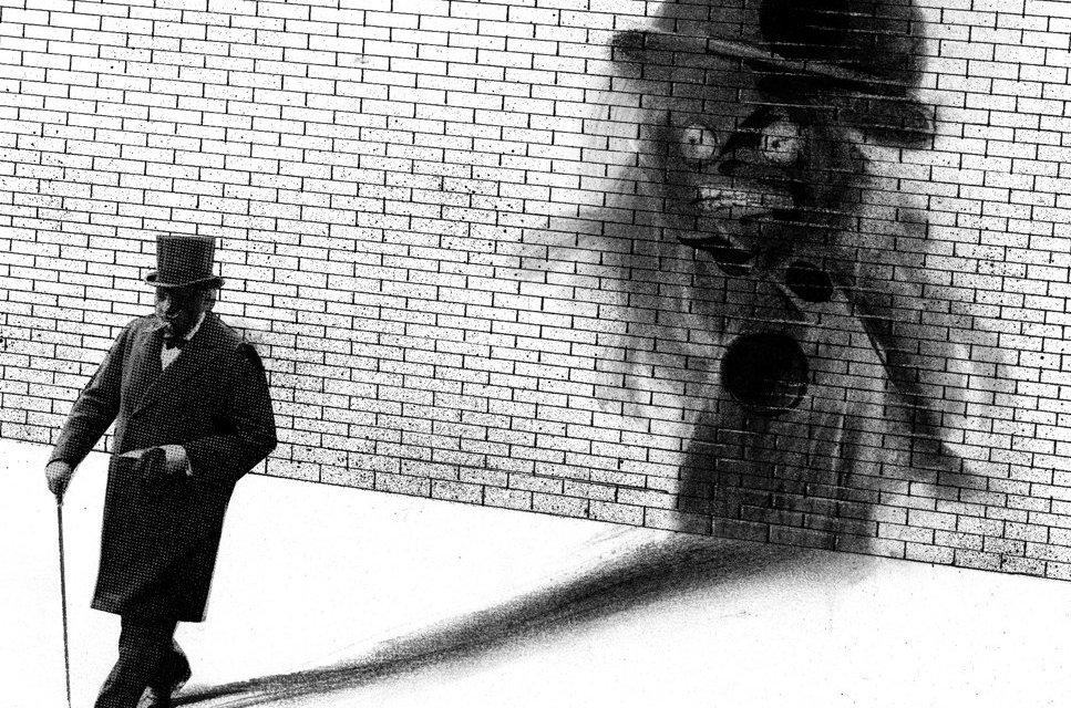 Jekyll y   Hyde,  el bien y el mal según Robert Louis Stevenson. Ilustraciones de Luis Scafati