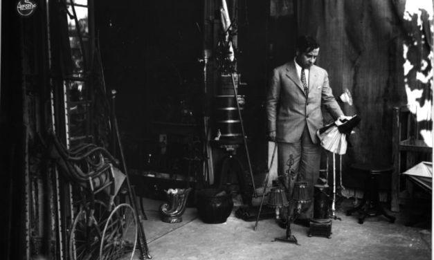 Ramón Gómez de la Serna y la imagen del Rastro en cuatro dibujos