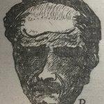 Retrato de Ortega y Gasset por Ramón Gómez de la Serna