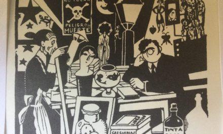 Pombo y La sagrada cripta de Pombo de Ramón: museos del dibujo