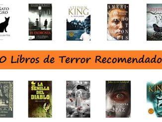 Libros de Terror Recomendados