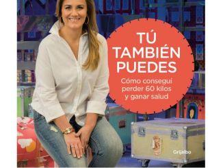 Carlota Corredera publica Tú También Puedes