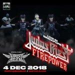 【画像&動画】Judas Priest「SPECIAL GUEST BABYMETAL!宣伝映像が公開!ゆいちゃん復帰?」