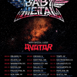 BABYMETALアメリカツアーが決定!「US TOUR 2019  Upcoming US Tour Confirmed!」