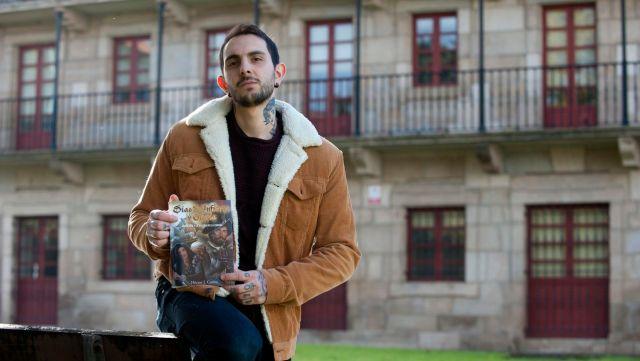 Héctor J. Castro: «Creo que he hecho una María Pita muy realista. Sin idioteces presentistas».