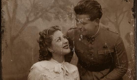 Carta de despedida de un soldado español en Monte Arruit a su novia.