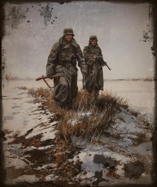 Recuerdos en la nieve (VI): Un gélido paseo.