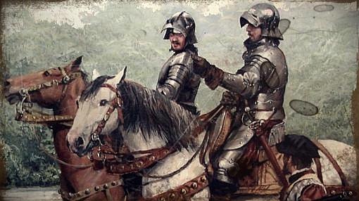 Cuando los mayas adoraron al caballo de Cortés.