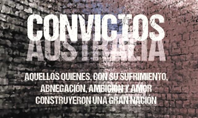 Gerard Duelo, «Convictos», el nacimiento de Australia.