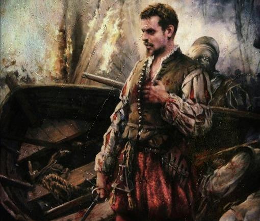 Cervantes y las penurias de ser soldado.