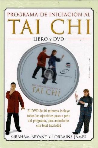 Programa de Iniciacion al Tai Chi + DVD (40 min.)