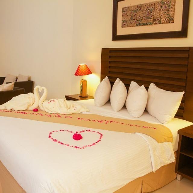 Hotel ini dapat menjadi pilihan tempat beristirahat dan bersantai yang menyenangkan bagi kamu dan keluarga.