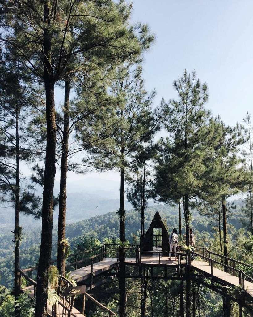 Wisata Panorama Pabangbon