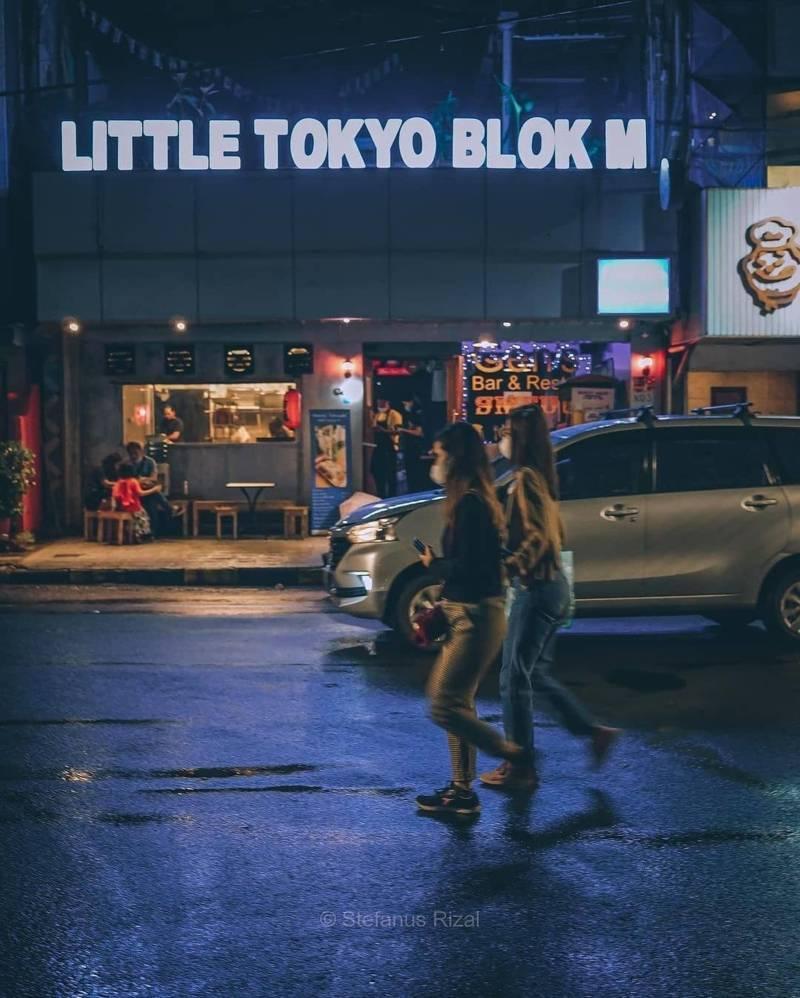 Little Tokyo Blok M