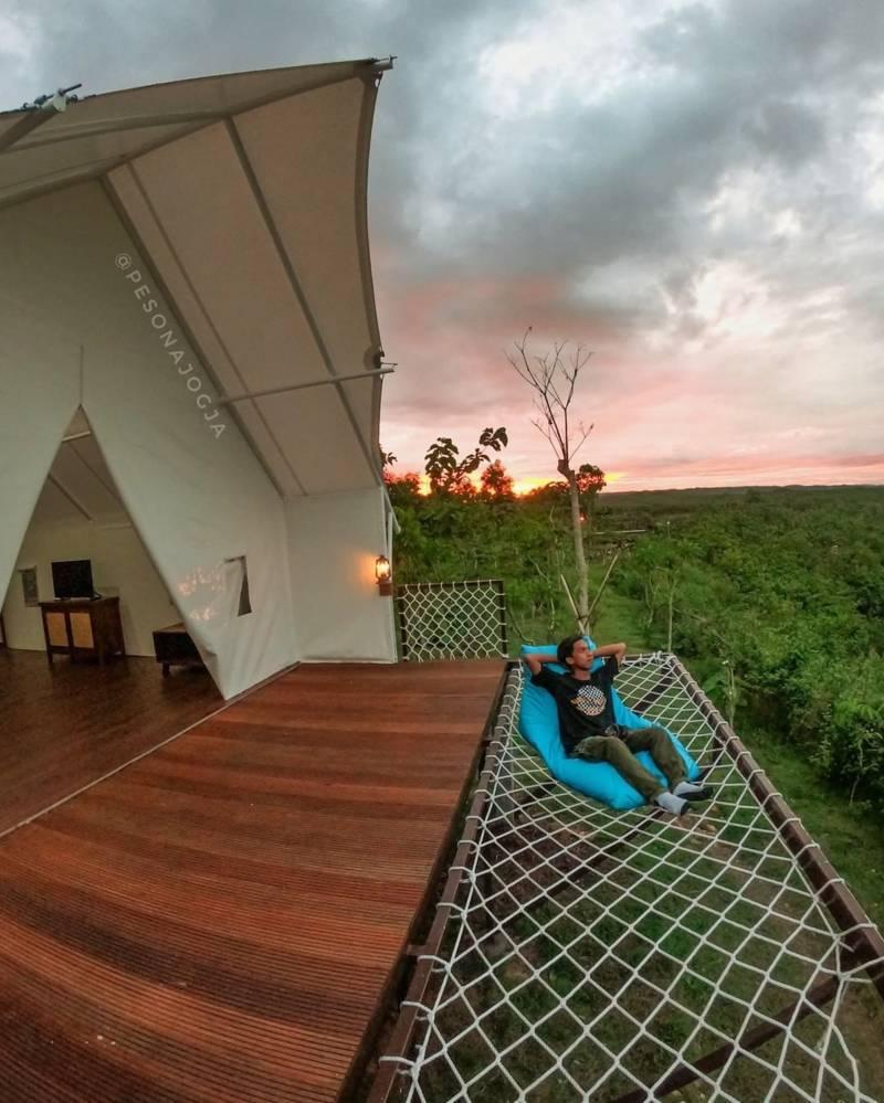 Giri Wanara Camping Resort