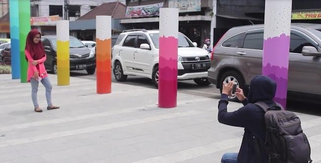 Wisata Kota Bandung Taman Veteran Bandung