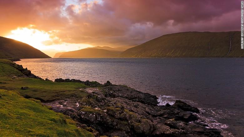 Gerhana Matahari Total Akan Lewati Pulau Cantik Faroe Island.
