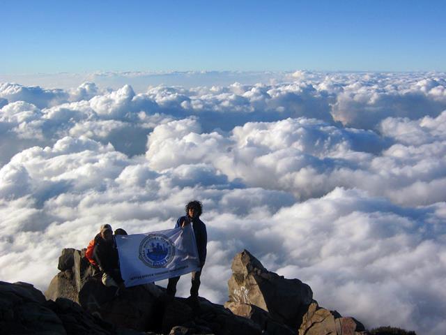 Menyapa Puncak Tertinggi Bali, Puncak Gunung Agung.