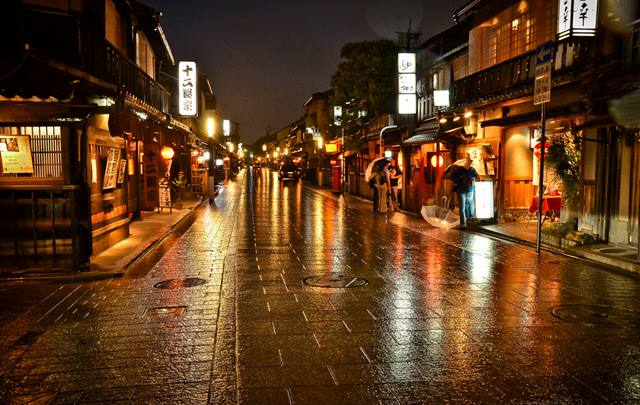 Gion District