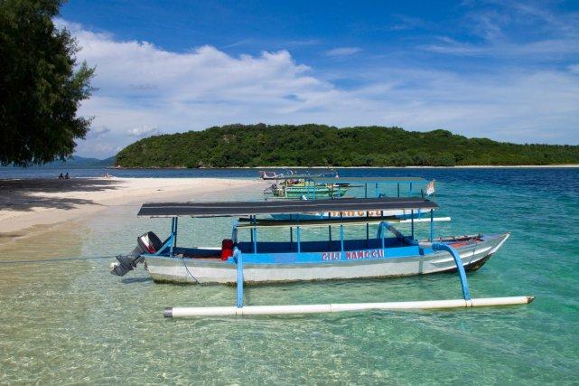 Gili Nanggu, Surga di barat Lombok