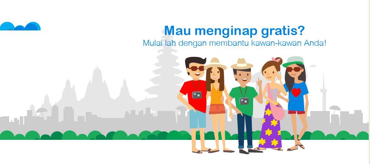 Menarik! Agoda luncurkan Program Kawan - Kawan Untuk Indonesia