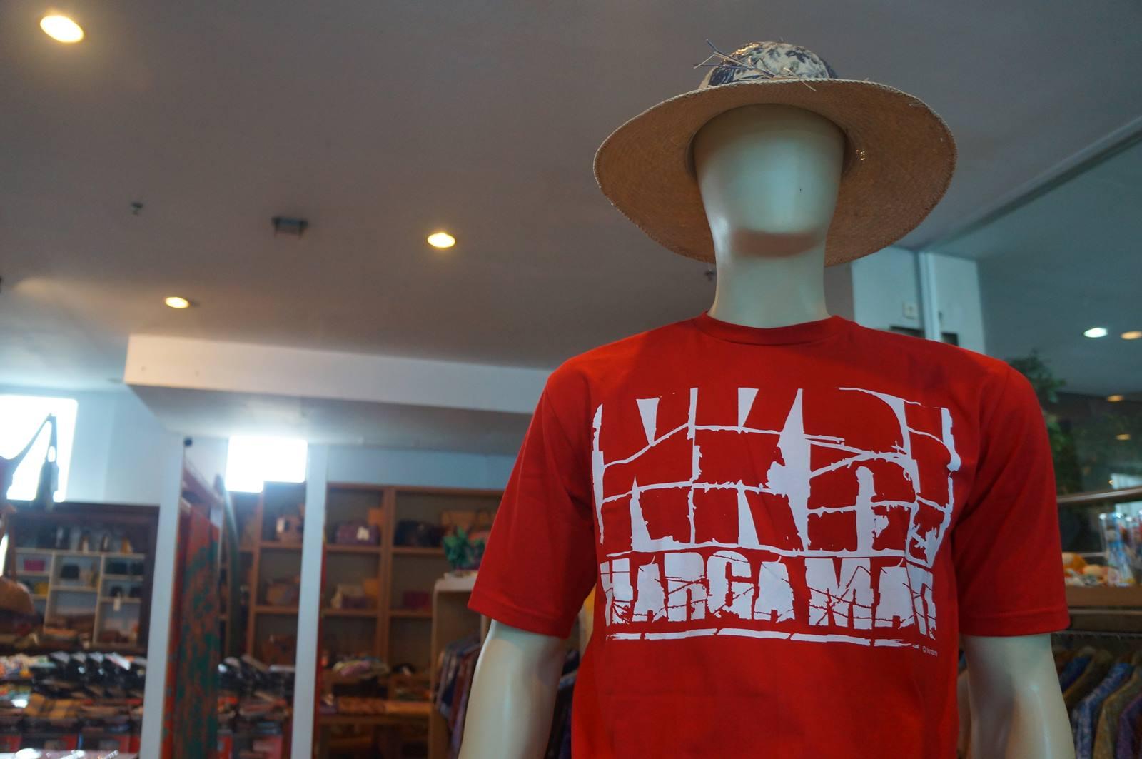 Belanja Oleh - Oleh Dari Seluruh Nusantara, Tanpa Harus Keliling Indonesia!