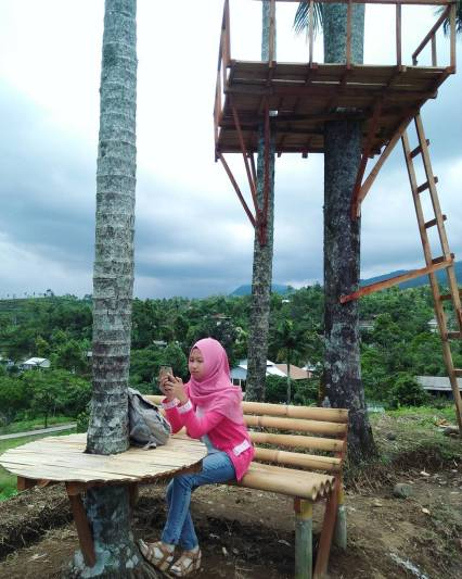 Bukit Penampihan, Geger Sendang Tulungagung by @ayunrfw