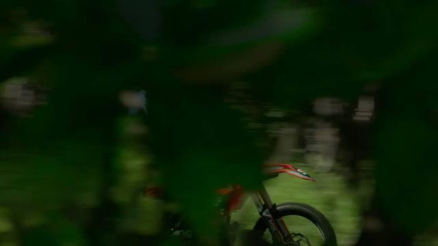 Dimulai dengan sebuah sepeda motor!