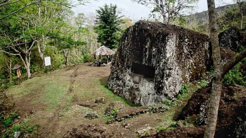 Gua Selomangleng, wisata sejarah di Tulungagung y @tulungagungtourism