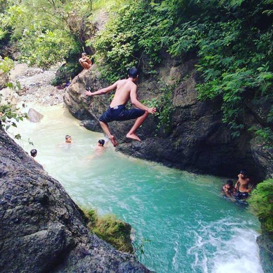Kedung Tritis ini salah satu tempat wisata Tulungagung yang tersembunyi lho! by @fendii_budi