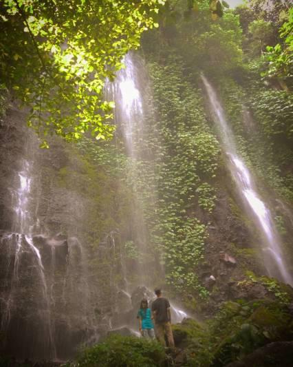 Tulungagung juga punya wisata Air Terjun Lawean yang keren lho by IG @_danank