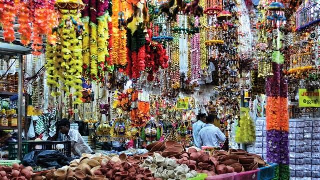 Little India dapat menjadi destinasi asik untuk berbelanja