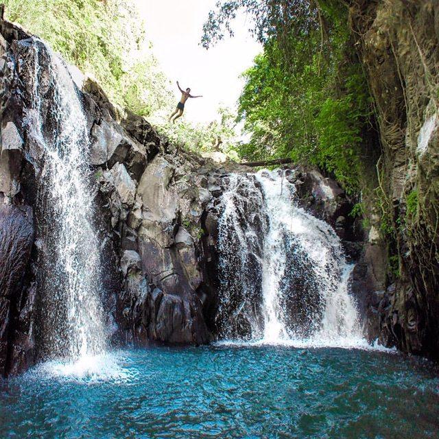 Air Terjun Aling-Aling, Sambangan, Buleleng, Sukasada, Bali