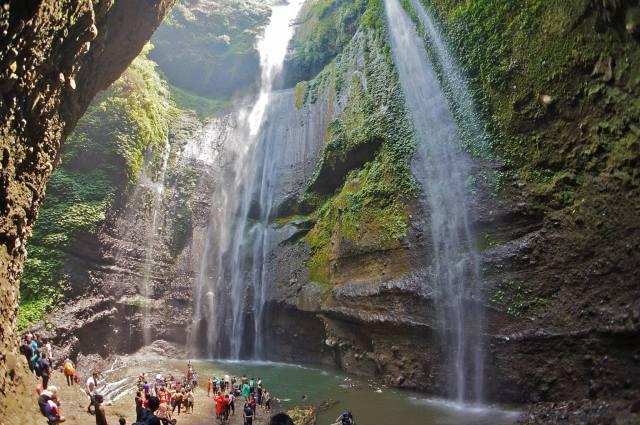 Air Terjun Madakaripura, air terjun favorit dari Jawa Timur!