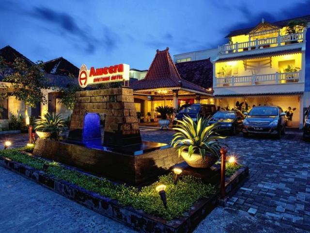 Ameera Boutique Hotel, Malioboro Yogyakarta