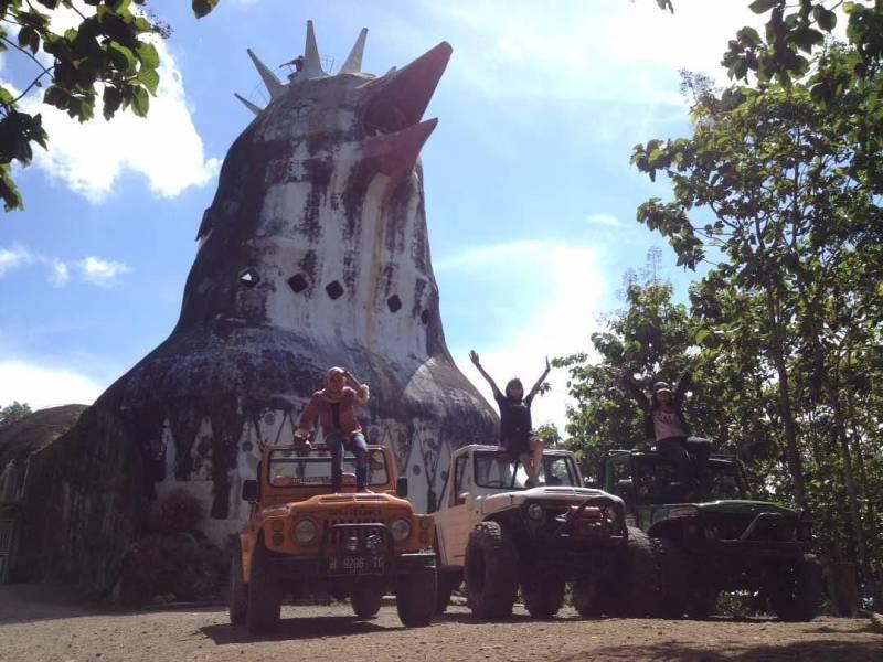 Bahkan menjadi salah satu tempat wisata favorit di Magelang! by IG @wisata_magelang