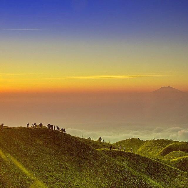 Gunung Prau, Dieng, Wonosobo, Jawa Tengah