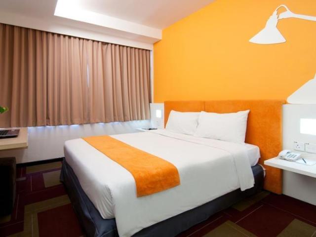Kamar Citrus Hotel Johor Bahru by Compass Hospitality