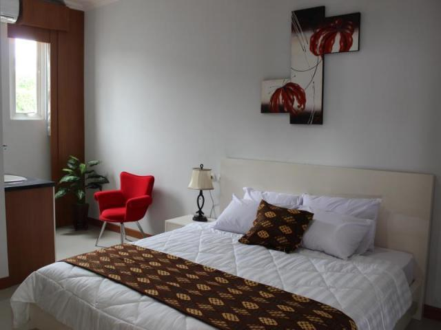 Kamar Rene Hotel, Malioboro Yogyakarta