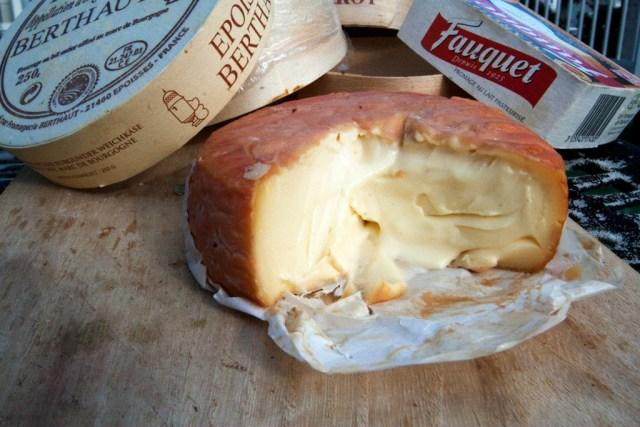 Keju Époisses de Bourgogne
