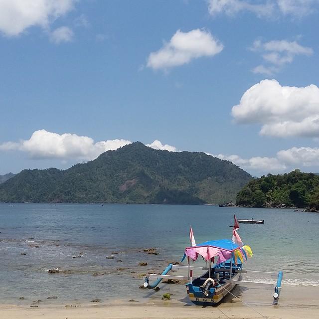 Pantai Prigi Di Trenggalek