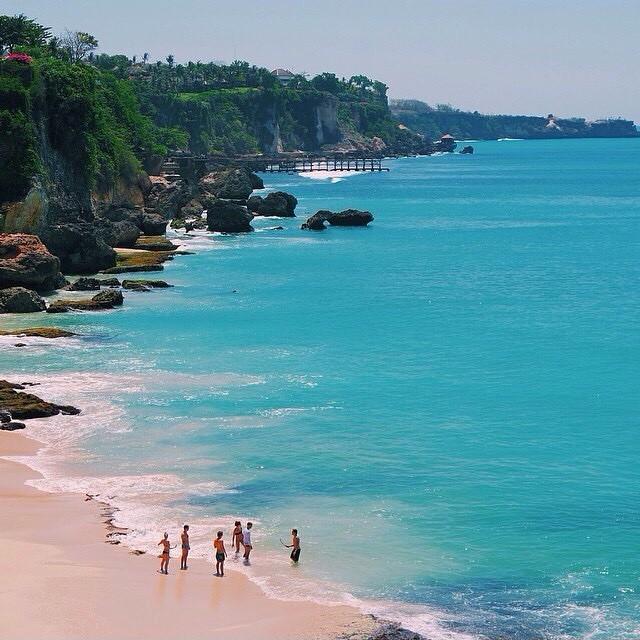 Pantai Tegalwangi, Jimbaran, Bali