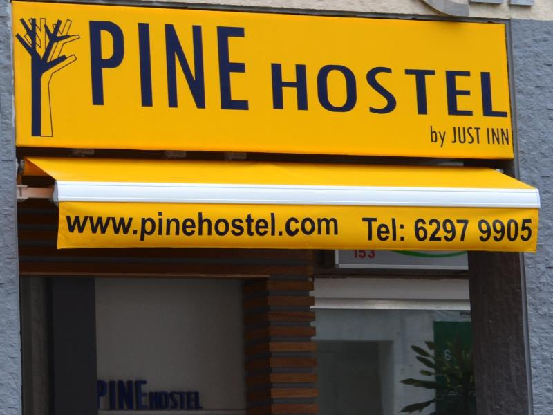 Hostel Murah Singapura Pine By Just Inn