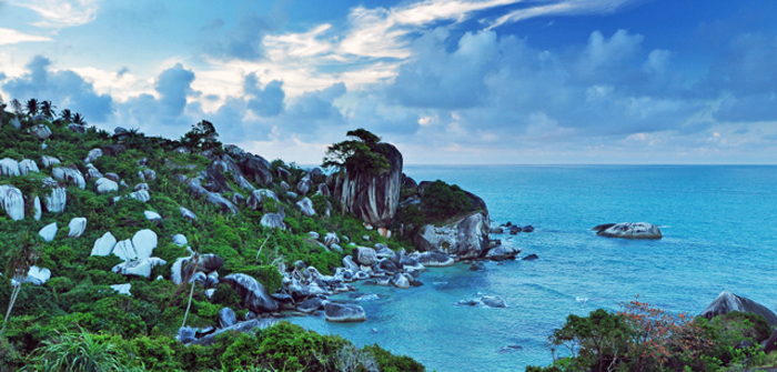 Riau Islands (Kepulauan Riau) - Tanjung Senubing