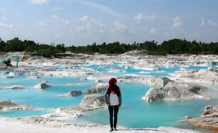 Danau Kaolin, Keindahan Yang Melukai Bumi